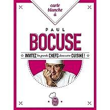 Carte Blanche a Paul Bocuse by Paul Bocuse (2015-06-03)
