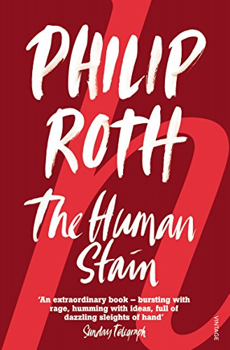 The Human Stain por Philip Roth