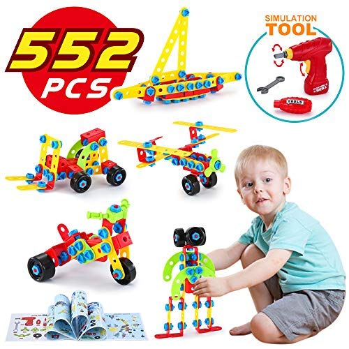 TINOTEEN Building Blocks Toys fo...