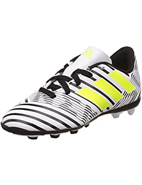 adidas Nemeziz 17.4 FxG J, Zapatillas de Fútbol Sala Unisex Niños