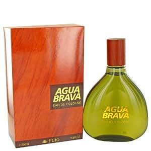 AGUA BRAVA by Antonio Puig COLOGNE 11.8 OZ (Package Of 3)