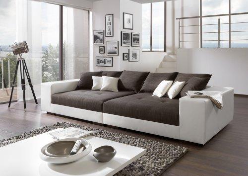 Big Sofa exclusiv - Made in Germany - Freie Stoff und Farbwahl zum kombinieren ohne Aufpreis aus unserem Sortiment (ausser Echtleder). Nahezu jedes Sondermaß möglich! Sprechen Sie uns an.