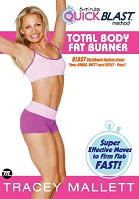 6-Minute QuickBlast Method - Total Body Fat Burner [DVD] from Firefly T/A The Perfect C