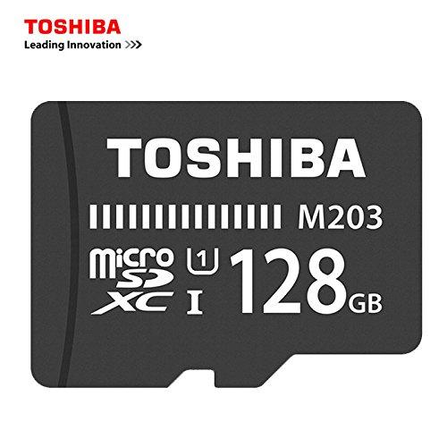 Toshiba 128GB MicroSDXC Class 10 Memory Card