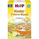 enfants Hipp 7 céréales muesli, 200g