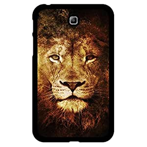 MOBO MONKEY Printed 2D Hard Back Case Cover for Samsung Galaxy Tab 3 P3200 (7.0) - Premium Quality Ultra Slim & Tough Protective Mobile Phone Case & Cover