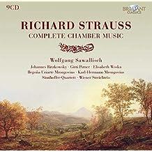 Richard Strauss : Intégrale de la Musique de Chambre