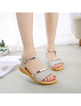 SDKIR-Sandali estivi, femmina piatta con un campo-basato su sandali punta aperta agli studenti di piacere sandali...
