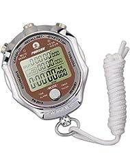 LAOPAO Melt cronometro, Display Digitale 1/1000 Secondi Precision Outdoor Metallo elettronico Digitale cronografo Timer per Basket Calcio Baseball Sport Outdoor by