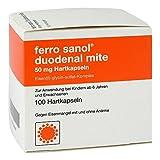 Ferro Sanol duo mite 50mg Hartk.m.msr.üb.pell. 100 stk
