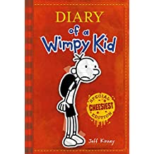 Diary of a Wimpy Kid: Special CHEESIEST Edition (English Edition)