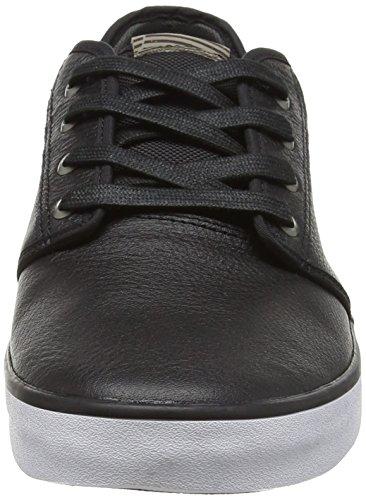 Black Skateboardschuhe Schwarz Combo Shoe Herren Grimm Volcom 2 BLC RwBIYXq