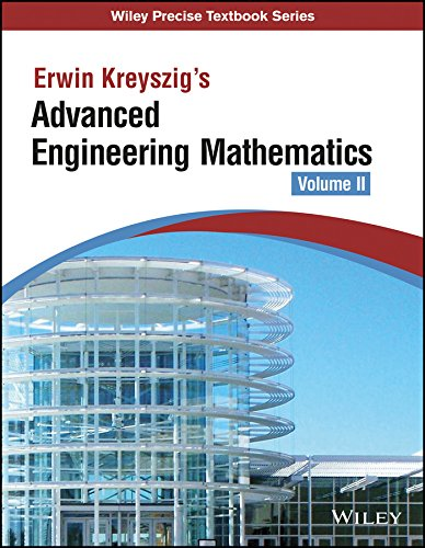 Kreyszig's Advanced Engineering Mathematics - Vol II (As per syllabus of VTU)