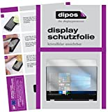 dipos I 2x Screen Protector compatible with Medion Akoya