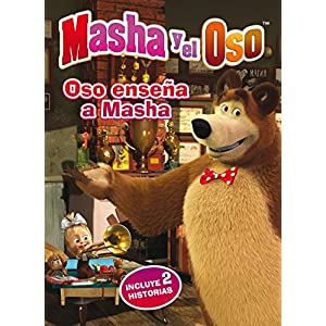 Oso enseña a Masha (Masha y el Oso. Primeras lecturas)
