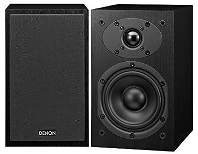 Denon SC-M40 Diffusore in Legno a 2 Vie, Nero prezzo scontato su Polaris Audio Hi Fi