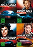 Knight Rider - Staffel/Season 1-4 komplette Serie im Set auf 26 DVDs [26DVDs]