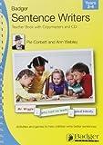 Badger Sentence Writers: Years 3-4 Teacher Book Bk. 2