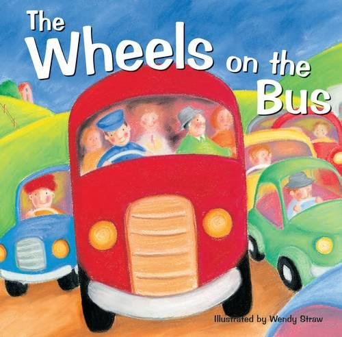 The Wheels on the Bus (20 Favourite Nursery Rhymes)