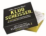 Preis am Stiel Gesellschaftsspiel ''Klugscheisser 2'' | Kartenspiel | Spieleabend | Fragen | Familie | Spiel | Kommunikationsspiele | Lustig | Mitbringspiel | Partyspiel | Ratespiel | Trinkspiel