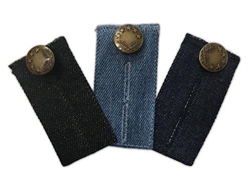 3-er Pack Bunderweiterung Jeans - Hosenerweiterung