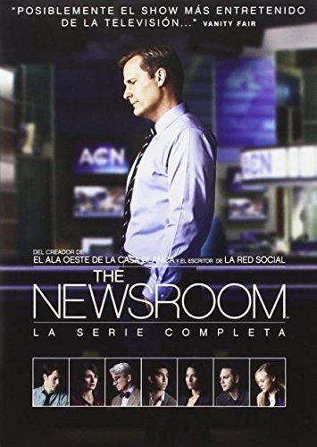 Newsroom Pack 1-3 - Serie Completa [DVD]