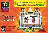#5: Colourful Shadow Stories - Ramayana( Mythological story)