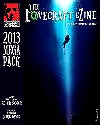 Lovecraft eZine Megapack - 2013 - Issues 21 through 28