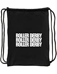 Eddany Roller Derby three words Bolsa deportiva