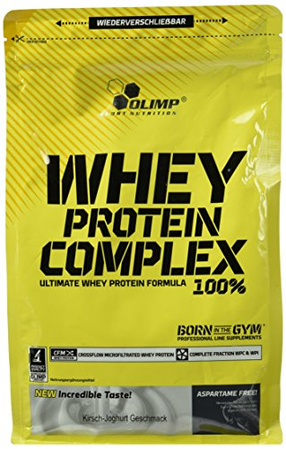 #OLIMP Whey Protein Complex Cherry Yogurth, 1er Pack (1 x 700 g)#
