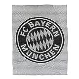 FC Bayern Münschen 21745 Kuscheldecke 150x200cm