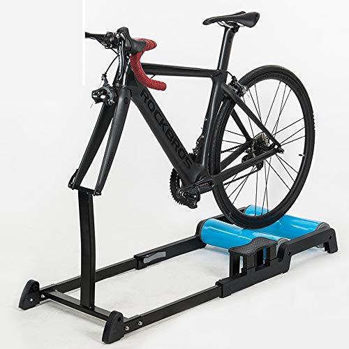 Entrenadores resistencia bicicleta plegables interior