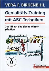 Vera F. Birkenbihl - Genialitäts-Training mit ABC-Techniken (Blue Edition)