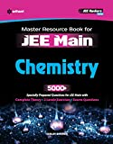 Master Resource Book in Chemistry for JEE Main