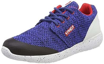 Primigi Jungen Pdc 14515 Hohe Sneaker, Blau (Royal-Nero 00), 33 EU