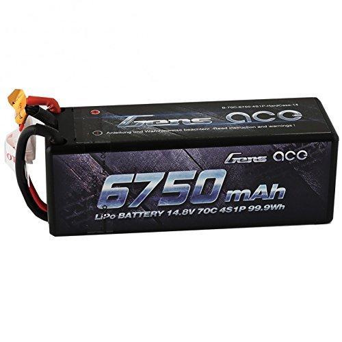 gens-ace-lipo-batterie-6750mah-148v-70c-4s-pour-passe-temps-rc-toys-rc-car-rc-helicopteres-rc-avion-