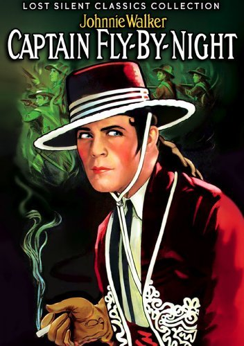 Preisvergleich Produktbild Captain Fly-By-Night (Silent) by Johnnie Walker