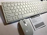 Wireless dünn Tastatur & Maus Set für HTC Desire 510Mobile Smart Phone