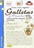 Galletas Y Bizcochos (Cocina del hogar)