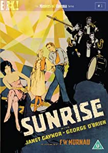 Sunrise [Masters of Cinema] [DVD] [1927]