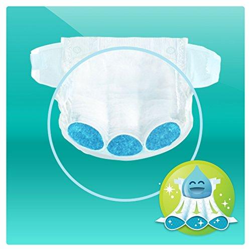 Pampers Windeln Baby Dry Gr. 4 Maxi 7-18 kg Monatsbox, 1er Pack (1 x 174 Stück) - 5