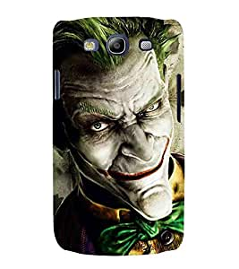For Samsung Galaxy S3 I9300 :: Samsung I9305 Galaxy S Iii :: Samsung Galaxy S Iii Lte Cartoon, Black, Cartoon and Animation, Printed Designer Back Case Cover By CHAPLOOS