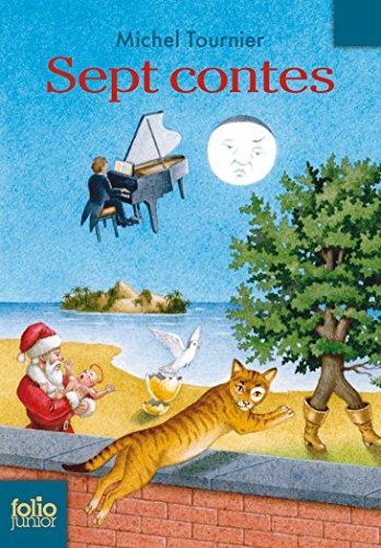 Sept contes par Michel Tournier