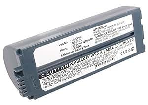 subtel® Batterie premium pour Canon Selphy CP1200 CP1000 CP1300, Selphy CP910 CP900, Selphy CP800 CP810 CP820, Selphy CP510 CP500 CP520, Selphy CP780 CP710 CP720 CP730 CP740 CP750 CP770, Selphy CP400, Selphy CP600, Selphy CP200 (1200mAh) NB-CP2LH,NB-CP2L Batterie de rechange, Accu remplacement