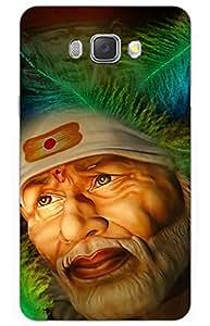 shirdi Designer Printed Back Case Cover for SAMSUNG Galaxy J7 - 6 (New 2016 Edition)