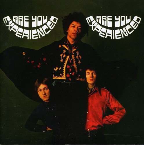 The Jimi Hendrix Experience: Are You Experienced (Audio CD)