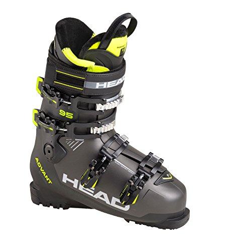 Skischuhe (anthracite/black-yellow), MP 27.0 ()