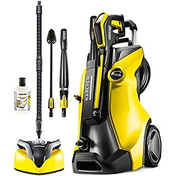 Karcher K7 Premium Full Control Home Pressure Washer - Yellow/Black