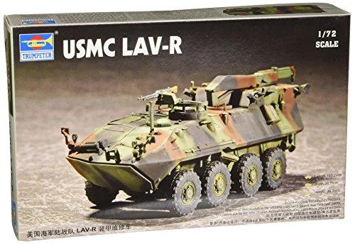 Trumpeter 07269 Modellbausatz USMC Light Armored Vehicle-Recovery