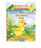 Badebuch Die kleine Ente: mit Figur zum Spielen